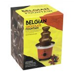 Global Gourmet Belgian Chocolate Fountain Box